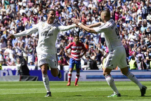 Pero Ronaldo estaba intratable y casi de inmediato volvía a anotar.