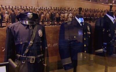 Museo en honor a la policía en la ciudad de Los Ángeles