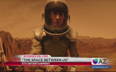 Películas de comedia y ciencia ficción para ver este fin de semana