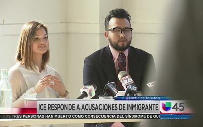 ICE se pronuncia en caso de chef retenido en Houston