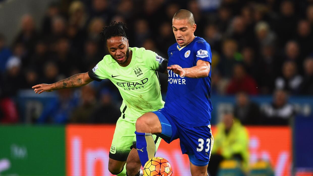 Leicester City vs. Manchester City