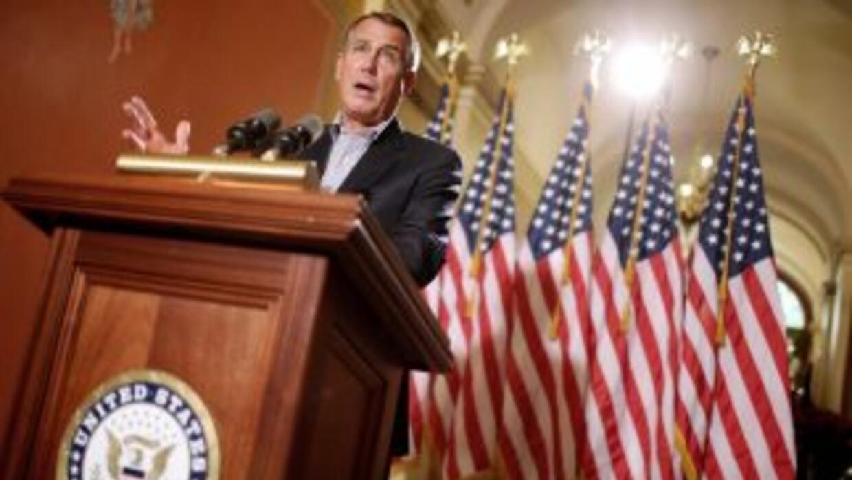 """El republicano mencionó que """"aún esperaba que la Casa Blanca identifique..."""