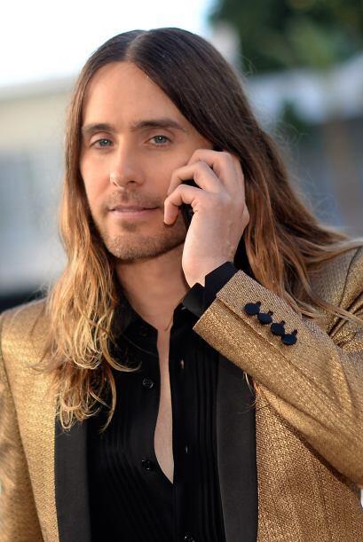 El actor y cantante se ve genial a sus 42 años. Mira aquí...