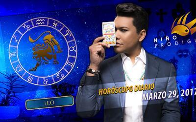 Niño Prodigio - Leo 29 de marzo, 2017