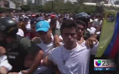 Leopoldo López podría estar 15 años en la cárcel
