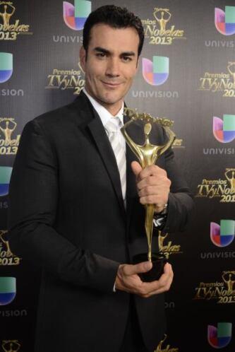 David Zepeda fue el Mejor Actor Protagónico.