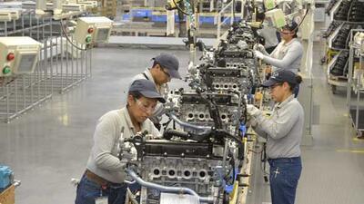 Nueva planta Mazda en Salamanca