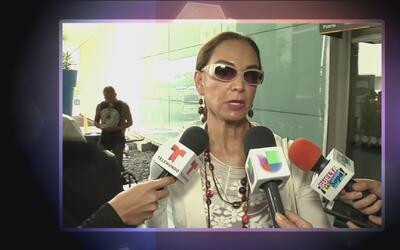 Lupita Jones expresa su pesar ante muerte de Juan Gabriel