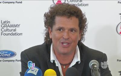 Carlos Vives declaró que Maluma y J Balvin deberían acercarse al vallena...