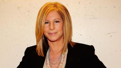 Barbra Streisand lanzará su libro autobiográfico