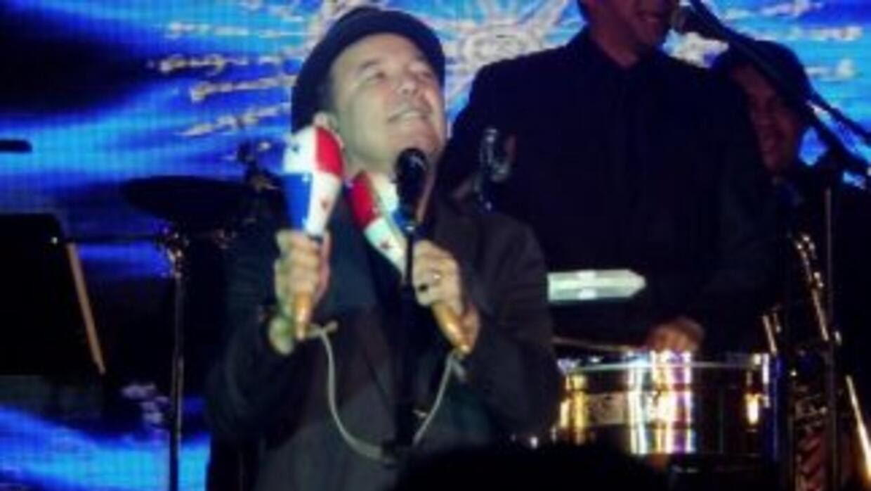 Rubén Blades se presentó en los Latin GRAMMY Acoustic Sessions 2013