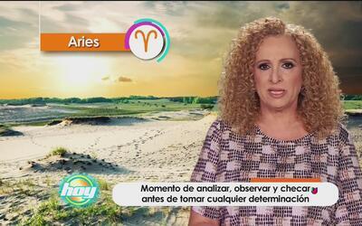 Mizada Aries 17 de octubre de 2016