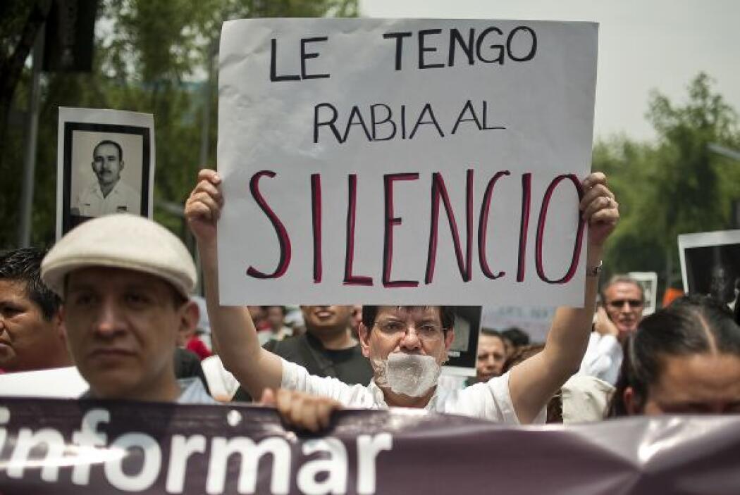 Pese a la falta de organización que señaló María del Carmen, en abril y...