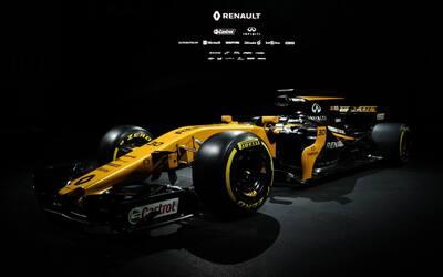 Renault ya tiene su arma lista para la nueva temporada de la Fórmula 1