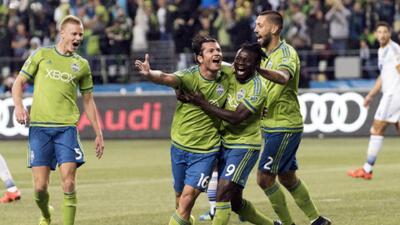Seattle Sounders 3-2 LA Galaxy: Sounders hace historia y elimina al Galaxy