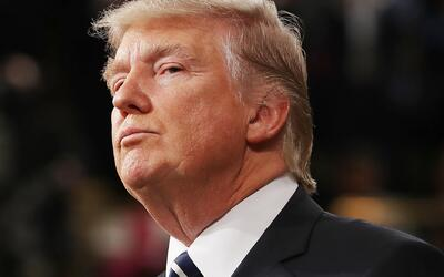 Trump habla positivamente de la OTAN, pero vuelve a señalar algunas cues...