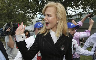 Revive las mejores fotos en la carrera de Nicole Kidman, invitada de hon...