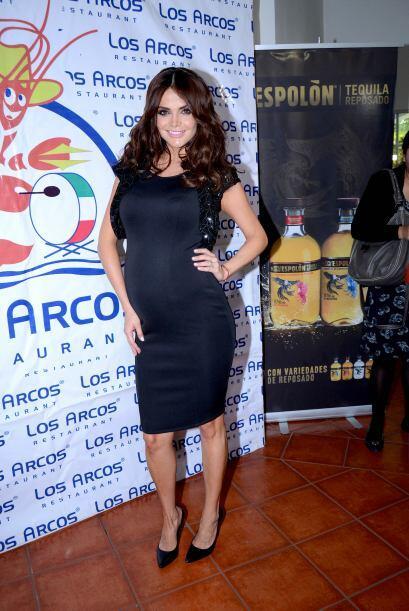 Junto a su esposo, Rafa Márquez, han comenzado a formar una bonita familia.