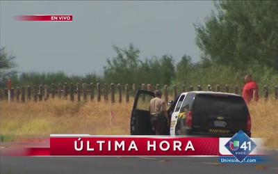 Hombre armado provoca cierre de la I 35