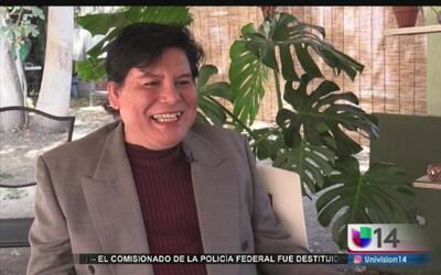 """""""Chavorín"""" lleva casi 30 años imitando a Juan Gabriel"""