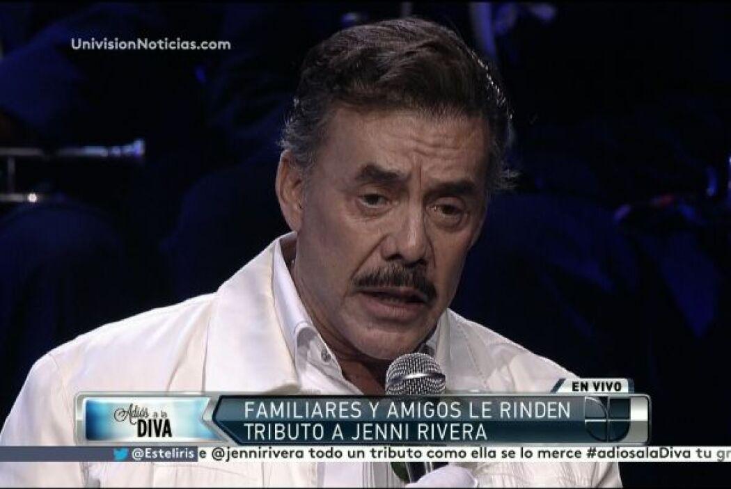 Pedro Rivera, el padre de la cantante Jenni Rivera, quien fue encontrada...