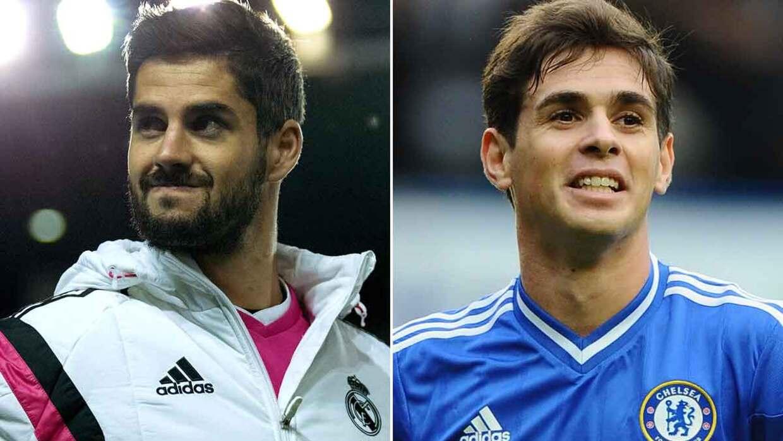 Allegri quiere al español Isco y brasileño Oscar para la Juventus IscoOs...
