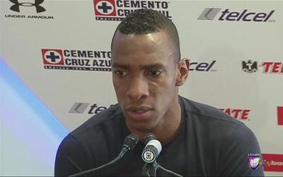 Luis Amaranto Perea: 'Estoy preparado para volver en 6 semanas'
