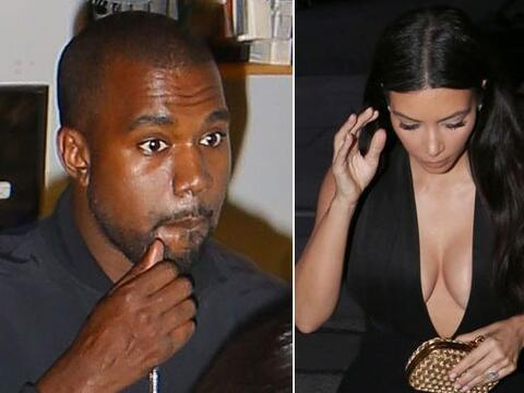 ¡Mira cómo dejó Kim a su esposo, Kanye West! Mira aq...