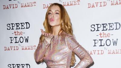¡Ufff!, Lindsay Lohan la libró otra vez