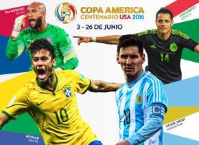 Copa América Centenario USA 2016 Promo Image