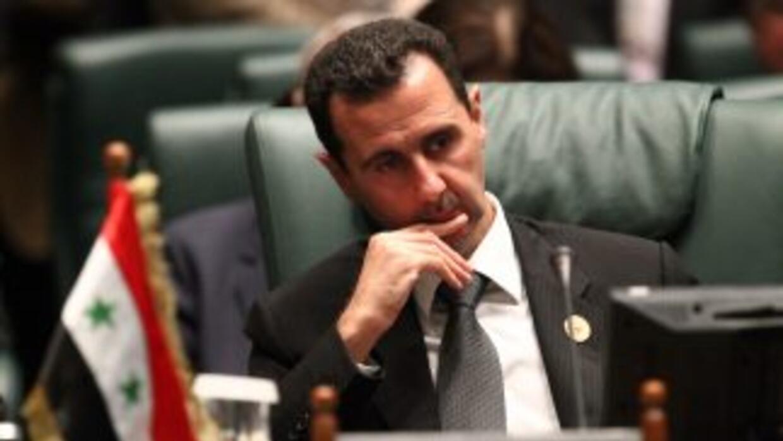 El presidente sirio afirmó que si EEUU ataca o invade su país le espera...