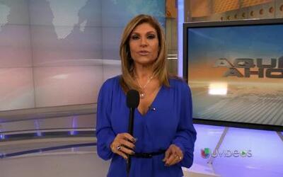 Teresa Rodríguez con un adelanto de Aquí y Ahora con un segmento dedicad...