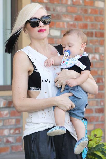 La maternidad se ha convertido en una de las etapas favoritas de la cant...