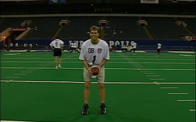 Así le fue a Tom Brady en el Scouting Combine