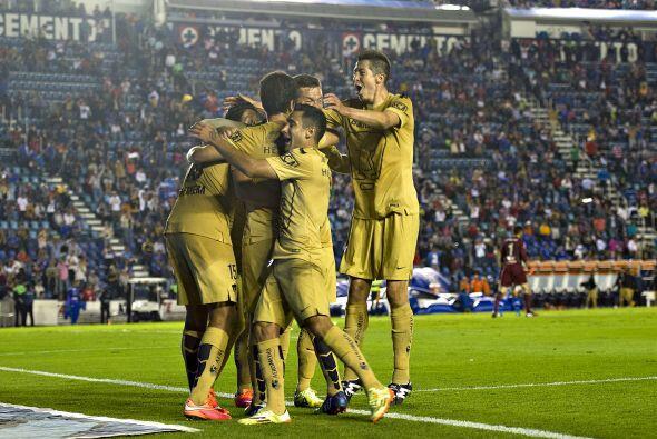 Pumas es el único equipo que sabrá si las combinaciones ad...