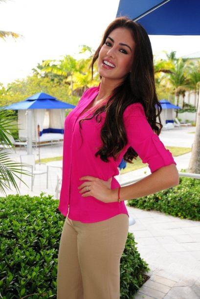 Claudia Molina les dio la bienvenida con una dieta muy estricta y una d&...