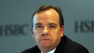 Stuart Gulliver, presidente ejecutivo de HSBC.