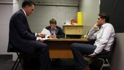 Craig Romney hijo menor del candidato republicano, Mitt Romney.