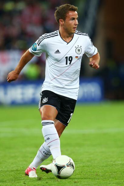 Mario Götze es una de las perlas de Alemania y su rápido cre...
