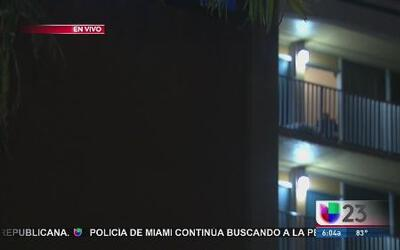 Asesinan a una mujer en un hotel de Oakland Park