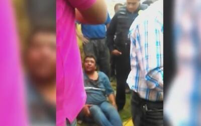 Intentó robar un auto en México pero acabó linchado por los vecinos