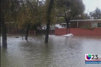 Recuento de los daños tras intensas lluvias