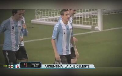 Argentina rumbo al mundial