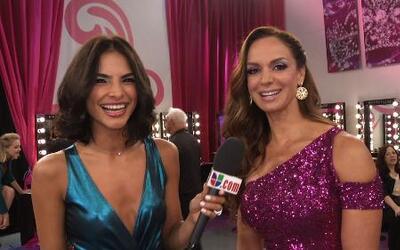 Lupita Jones le va a Vanessa De Roide en la final de Nuestra Belleza Latina