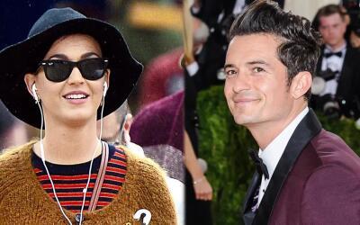 Katy Perry y Orlando Bloom están cerca del altar