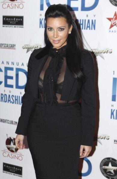 La estrategia de Kim Kardashian para lucir sosténes y entrar al club de...
