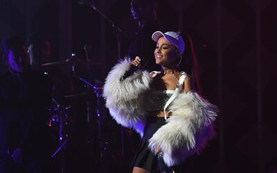 Ariana Grande se encuntra promocionando su álbum 'Dangerous Woman'