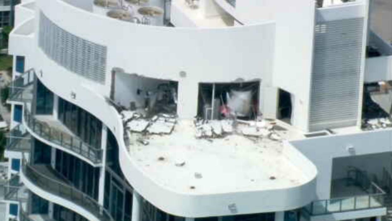 Explosión de Sunny Isles deja varios heridos