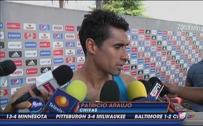 'Pato' Araujo': ''Nosotros debemos retomar la historia de Chivas''