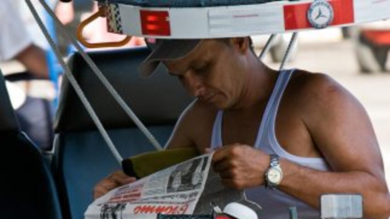 Estados Unidos reafirmó su apoyo a que el pueblo cubano determine su pro...